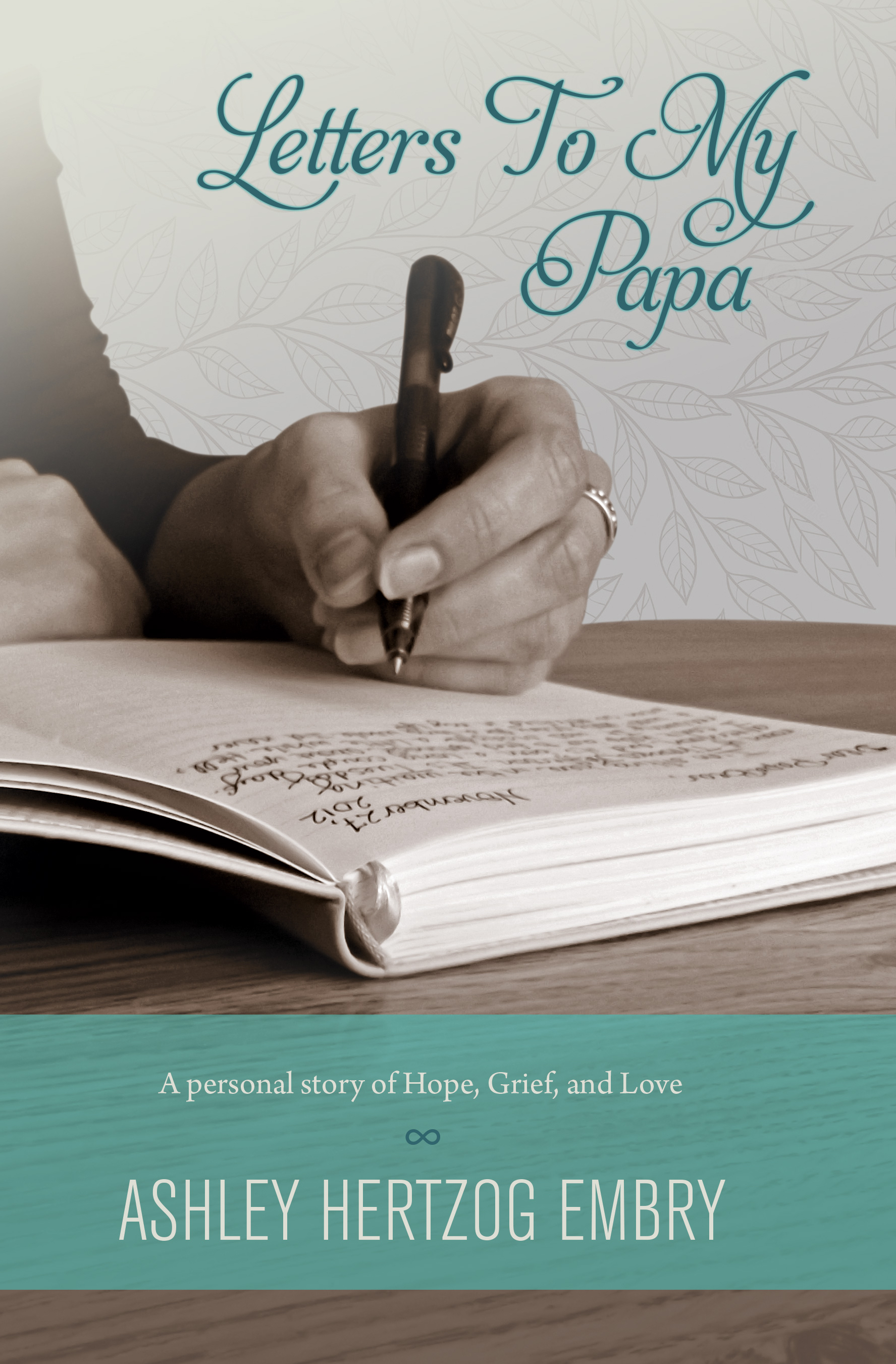 Letters To My Papa (paperback)